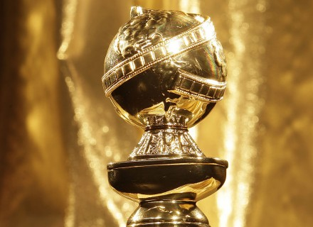 "THE GOLDEN GLOBE AWARDS -- Pictured: ""The Golden Globe Awards"" Statuette -- (Photo by: Chris Haston/NBC)"