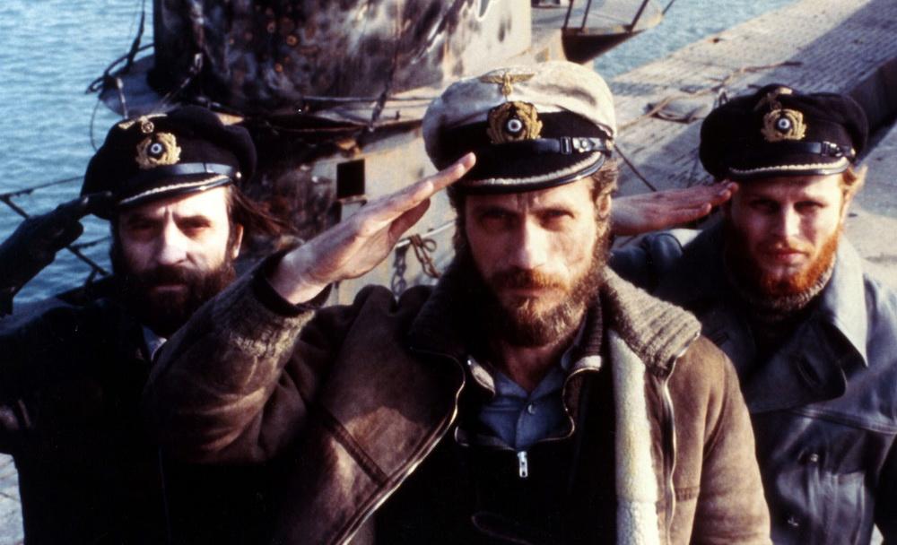 подводная лодка немецкий фильм 1985