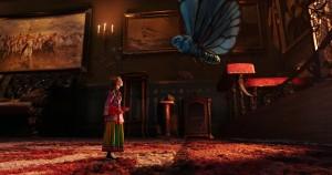 """Кадр из фильма """"Алиса в Зазеркалье"""""""