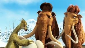 """Кадр из фильма """"Ледниковый период 3: Эра динозавров"""" cultofcinema.com КультКино"""