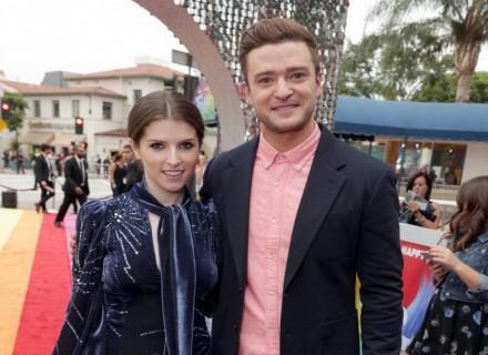 Anna Kendrick, Justin Timberlake