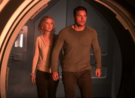 Jennifer Lawrence and Chris Pratt star in Columbia Pictures' PASSENGERS. КультКино http://cultofcinema.com/
