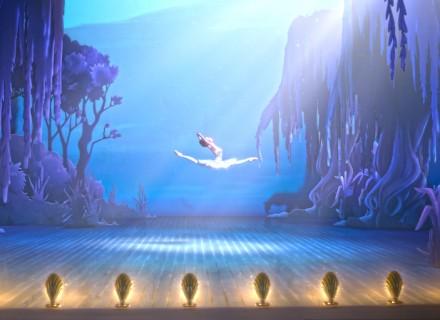 """Кадр из фильма """"Балерина"""" КультКино http://cultofcinema.com/"""