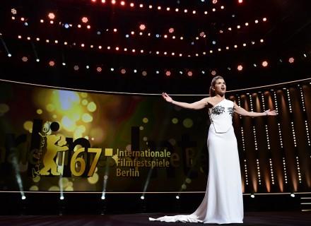 Открытие 67-го Берлинского кинофестиваля Фото AFP 2017/ Tobias Shwarz КультКино http://cultofcinema.com