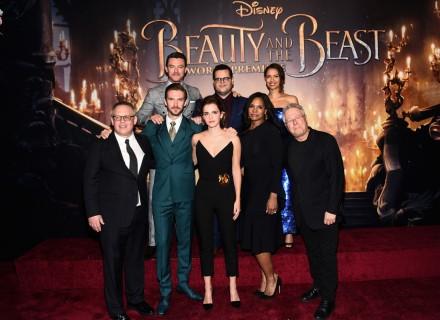 Команда фильма Красавица и чудовище на премьере КультКино http://cultofcinema.com