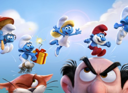 The alll-new, fully CG animated feature SMURFS: THE LOST VILLAGE by Columbia Pictures and Sony Pictures Animation, coming to theaters worldwide in March 2017. КультКино cultofcinema.com