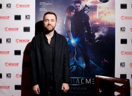 Премьера фильма Танцы насмерть в Петербурге. Денис Шведов  КультКино http://cultofcinema.com