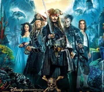 Пираты Карибского моря : Мертвецы не рассказывают сказки КультКино cultofcinema.com