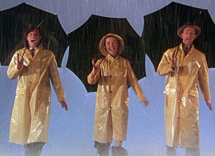 Поющие под дождем КультКино cultofcinema.com