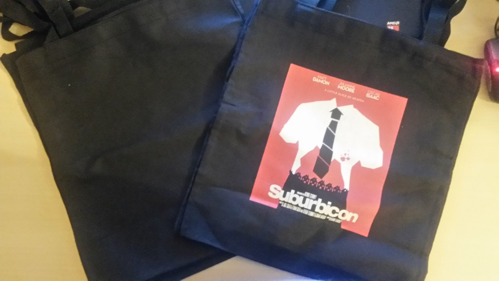 Выиграй сумку Субурбикон КультКино cultofcinema.com