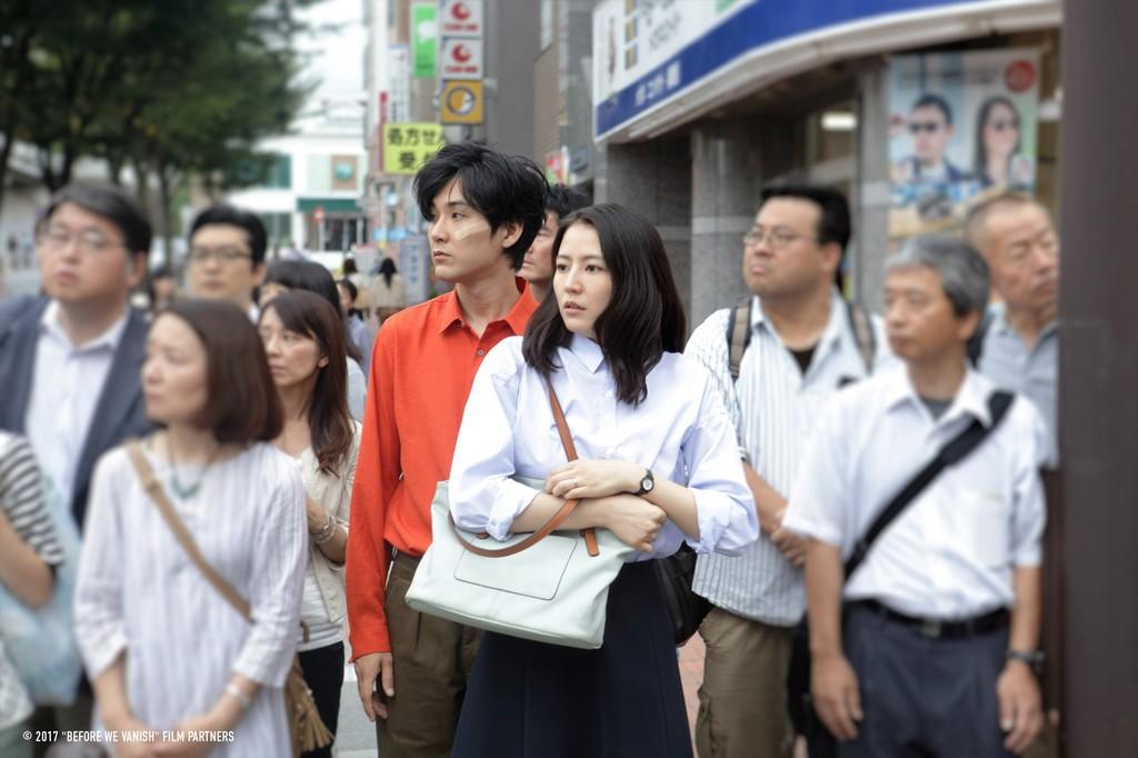 Пока мы здесь 51 фестиваль японского кино в петербурге КультКино cultofcinema.com