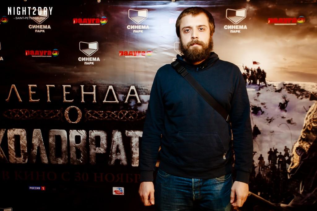 Премьера фильма Легенда о Коловрате в Петербурге КультКино cultofcinena.com