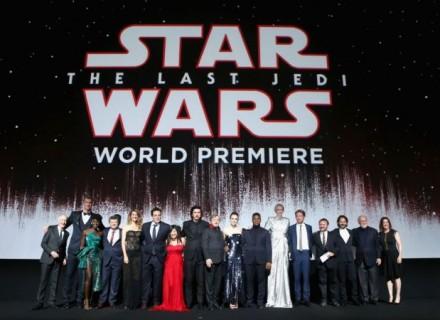 Премьера фильма Звездные войны Последние джедаи в Лос Анджелесе КультКино cultofcinema.com