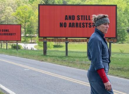 Рецензия на фильм Три биллборда на границе Эббинга, Миссури КультКино cultofcinema.com