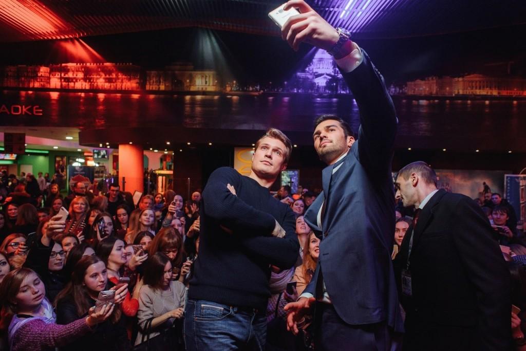 Кирилл Зайцев интервью с актером фильма Движение вверх КультКино cultofcinema.com
