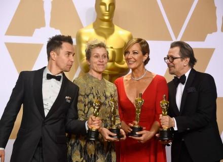 Оскар 2018 победители КультКино cultofcinema.com