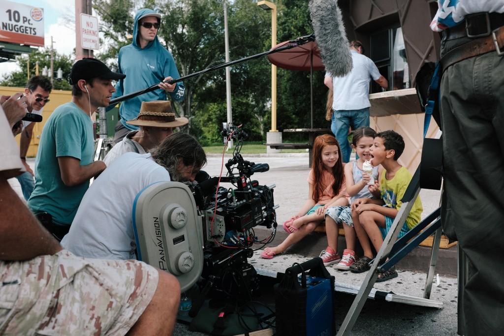 Кадр со съемок фильма Проект Флорида КультКино cultofcinema.com