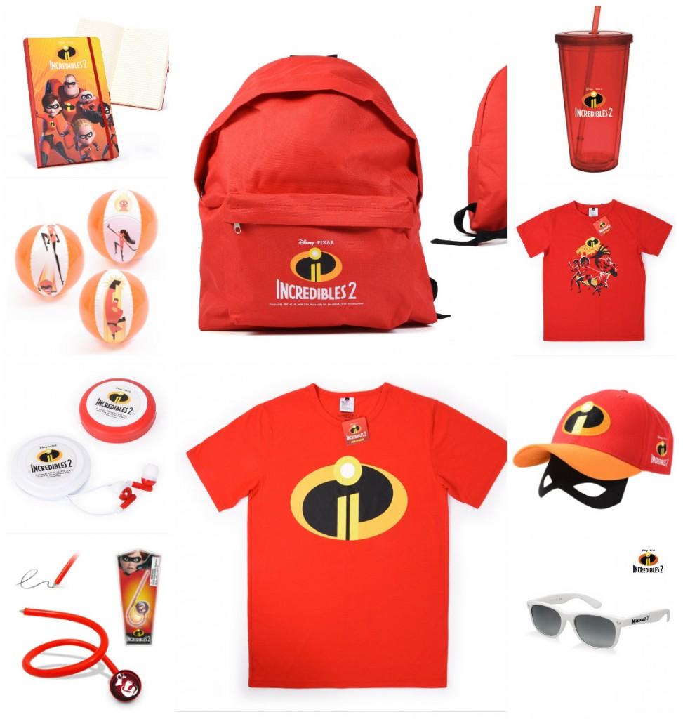 Выиграй сувениры к мультфильму Суперсемейка 2 КультКино cultofcinema.com