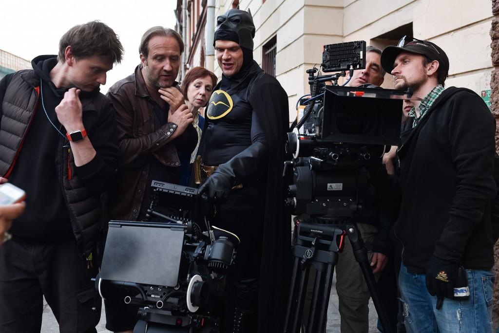 Съемки фильма Ночная смена КультКино cultofcinema.com