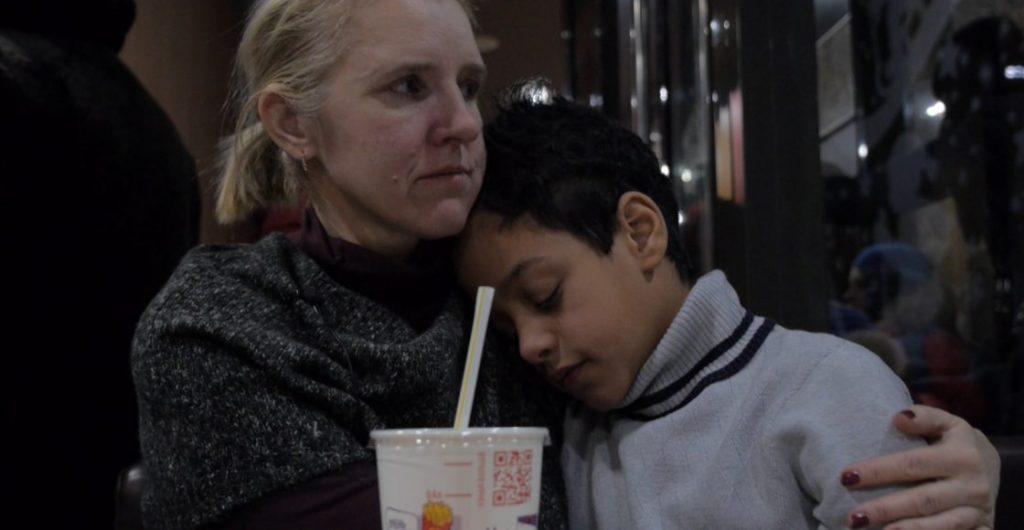 Послание к человеку 2018 рецензия на фильм Белая мама КультКино cultofcinema.com