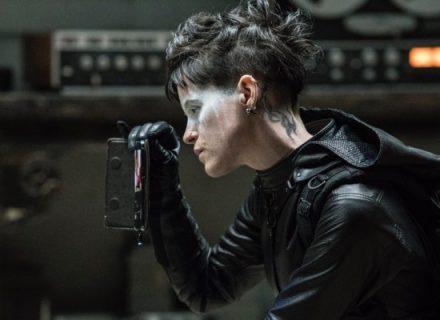 Рецензия на фильм Девушка которая застряла в паутине КультКино cultofcinema.com