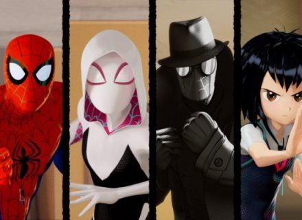 Выиграйте сувенирную продукцию Человек паук Через Вселенные КультКино cultofcinema.com