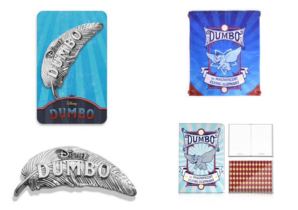 Выиграйте сувениры к фильму Дамбо КультКино cultofcinema.com