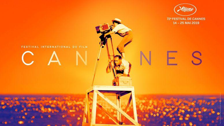 Официальный постер 73го Каннского кинофестиваля КультКино cultofcinema.com