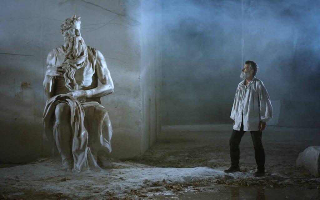 Рецензия на фильм Микеланджело Бесконечность КультКино cultofcinema.com