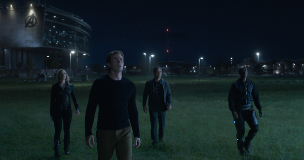 Рецензия на фильм Мстители. Финал КультКино cultofcinema.com