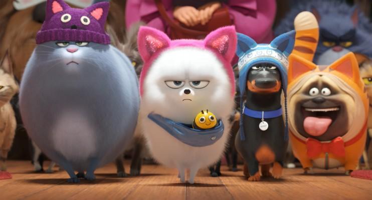 Рецензия на мультфильм Тайная жизнь домашних животных 2 КульКино cultofcinema.com
