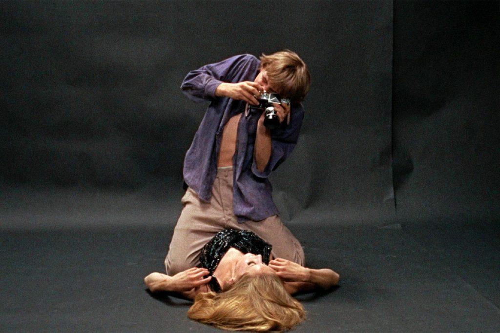 Единственный показ культовой картины Антониони Фотоувеличение в Москве и Петербурге КультКино cultofcinema.com