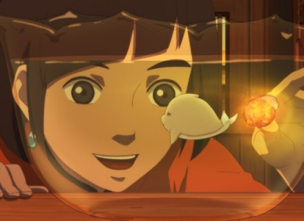 Специальный показ мультфильма По ту сторону океана на Ленфильме КультКино cultofcinema.com