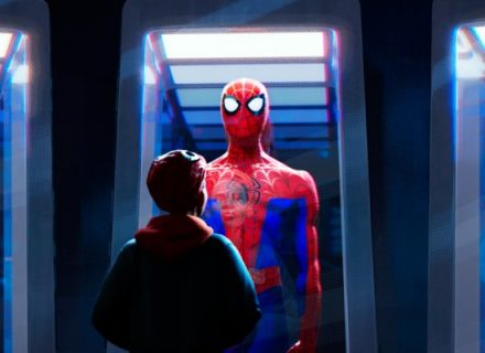 Рецензия на фильм Человек паук Через Вселенные КультКино cultofcinema.com