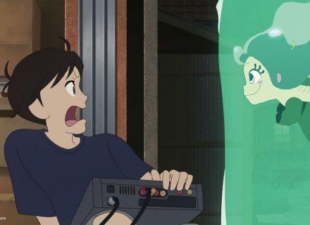52 фестиваль японского кино рецензия на мультфильм Лу за стеной КультКино cultofcinema.com