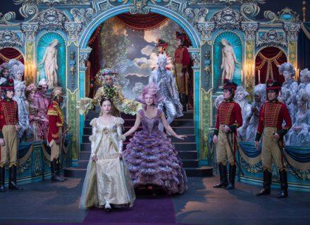 выиграйте сувениры к фильму Щелкунчик и 4 королевства КультКино cultofcinema.com