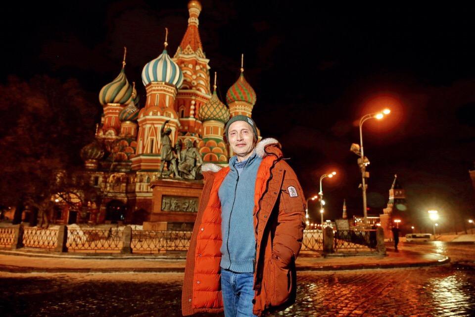 Мадс Миккельсен представил в Москве фильм Затерянные во льдах КультКино cultofcinema.com