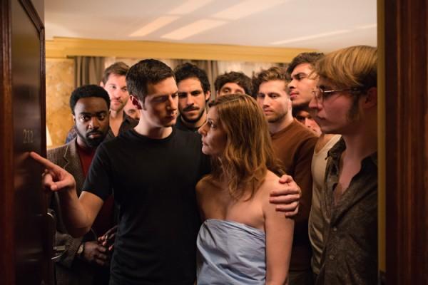 Премьера фильма одной волшебной ночью в петербурге КультКино cultofcinema.com