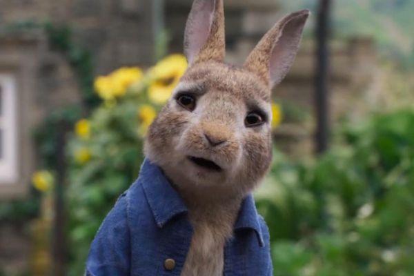 Рецензия на фильм Кролик Питер 2 КультКино cultofcinema.com